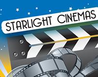 Starlight Cinemas Advertising | San Jose Downtown Assn