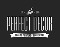 Perfect Decor Painters & Decorators, Bristol, Branding