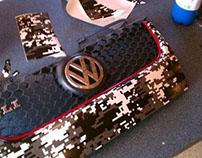 Digi Camo Volkswagen GLI