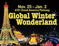 Marketing Collateral | Global Winter Wonderland