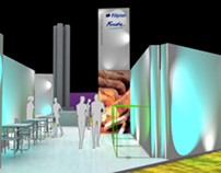 europastry exhibition booth