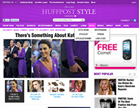 The Huffington Post Canada, Living and Style