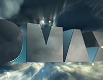 DMAX Logo Animation