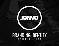 JONVÓ Branding Identity Compilation AW 2013