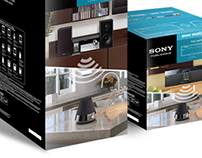 Packaging for Sony