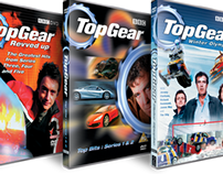 Top Gear DVD covers