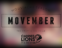 Cannes Lions - Movember