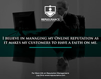 Online Reputation Management services.