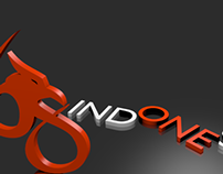 Indonesian Independence Day 3D Logo