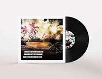 Palm  Trees (CD Artwork) - Victor Cornelius