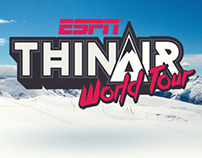 ThinAir World Tour | Logo