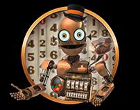 Robot automaton Felix IV