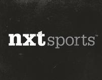 NXT Sports Branding