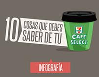 Infografía Café Select