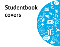 Studentbook covers