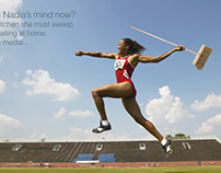 Support Our Athletes Campaign