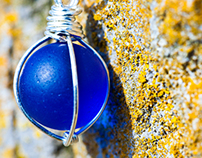 Ebb&Flo Sea Glass Jewellery
