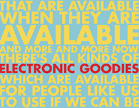 Electronic Goodies Poster