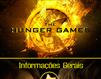 Infográfico - The Hunger Games