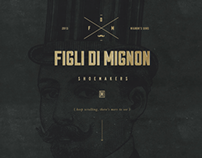 Figli di Mignon - Website Ux/Ui Design