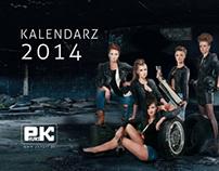 Kalendarz 2014 / PK HURT