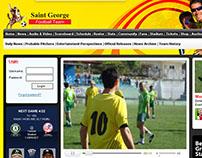 St George Football Club Greece Website