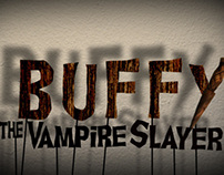Buffy Logo Reveal