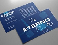 ETERNO - Business/info card