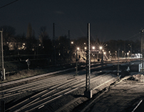 Train Yard Long Exposures