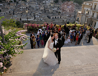 Wedding in Modica Sicily
