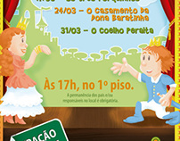 Newsletter Teatrinho Boulevard São Gonçalo