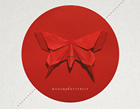 Madame Butterfly Opera Poster