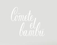 COMETE EL BAMBÚ