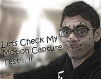 Motion Capture - MOCAP