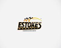 Logo Estokes / Cartão de Visita