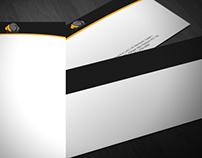 Letterhead And Envelope Design