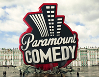 Paramount Comedy ID