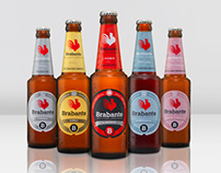Bottle Industrial design Brabante Cervezas