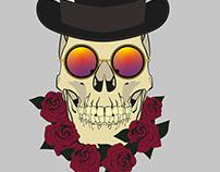 Mr. Skull Cap