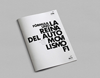 Revista La Reina // Programa de Páginas