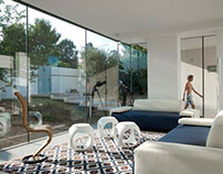 Modern Villa Di Gioia Design by Pedone Working