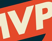 MVP Painting, LLC | Branding / Identity