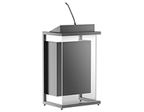 Lectern/podium Box