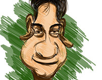 Caricature by me