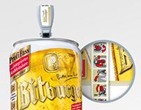 Bitburger KEG Icons