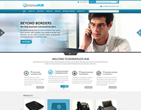 Web Design Study for Communications Solutions Company