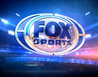 FOX SPORTS ASIA / LAUNCH 2013 / LOGO ANIMATION