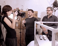 Making-of: Canal+ (COMODO SCREEN)