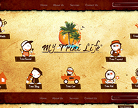 my trini life web design