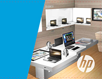 HP Merchandising Design